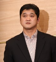 大谷翔平さんの父徹さん=小川昌宏撮影