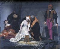 1833年、油彩・カンバス、縦251センチ・横302センチ、ロンドン・ナショナル・ギャラリー蔵(C)The National Gallery, London. Bequeathed by the Second Lord Cheylesmore,1902
