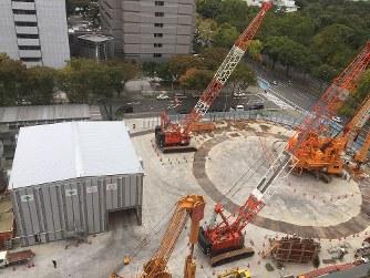 Obayashi's joint venture exec partners questioned over maglev train