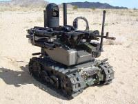 AIやロボット開発企業の代表者ら公開書簡を発表したグループが、自律型兵器の例として挙げた英国企業開発の武装無人車両