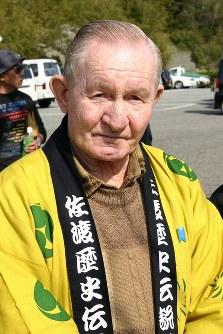チャールズ・ジェンキンスさん 77歳=北朝鮮拉致被害者・曽我ひとみさんの夫(12月11日死去)