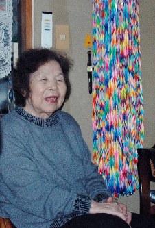 増元信子さん 90歳=拉致被害者・増元るみ子さんの母(12月12日死去)