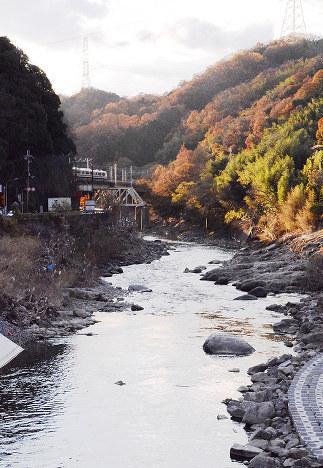 見聞録:龍田古道(三郷町と大阪府柏原市) 美しさと険しさ ...