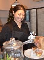 MeL BakeShopの古屋千佳さん
