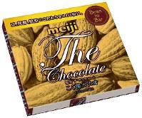 初代「ザ・チョコレート こく苦カカオ」の不振を受け、2015年9月に「こく深カカオ」と名前を変えたが「根本的な改良ではなかった」(宇都宮洋之・菓子開発研究部長)=明治提供