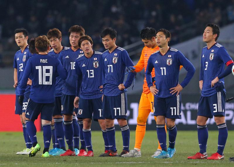 「E-1選手権 韓国 日本」の画像検索結果