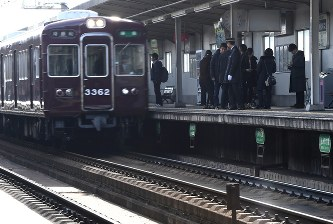 Likely visually impaired woman fatally struck by train after