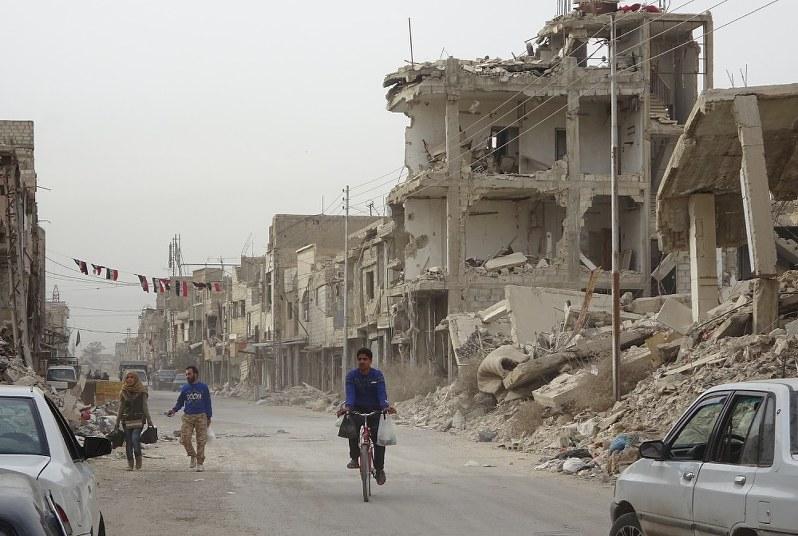 廃墟の首都ダマスカス(その1)関連記事アクセスランキング編集部のオススメ記事