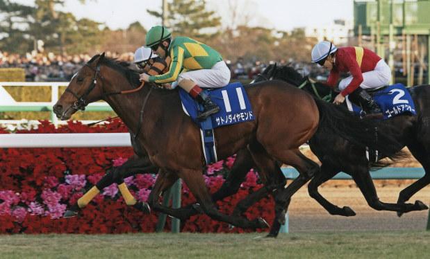 ウマ女十番勝負:(11)有馬記念 スターに勝つのはスワーヴ ...