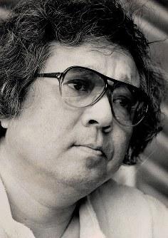 作曲家・船村徹さん=1979年撮影