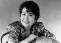 歌手・ペギー葉山さん=1991年撮影