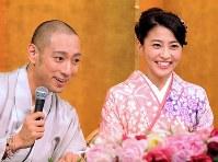 フリーアナウンサー・小林麻央さん=2010年、塩入正夫撮影