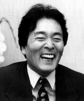 作曲家、歌手・平尾昌晃 さん=1998年撮影