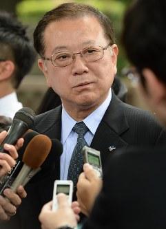 内海正彰さん=丸山博撮影