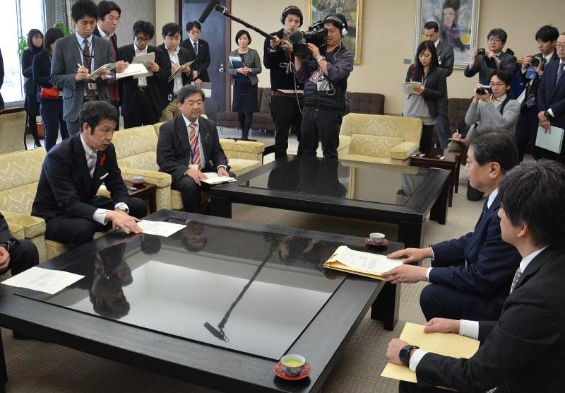 Local gov'ts of areas hosting nuke plant in Niigata Pref