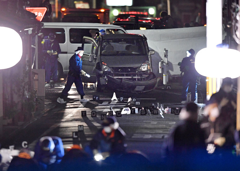 1 man dead, 1 seriously injured in stabbing on Kyoto street - The