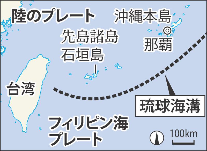 先島諸島:過去二千数百年に大津波4回 静岡大など調査 - 毎日新聞