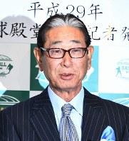 星野仙一さん 70歳=プロ野球・中日元投手 中日・阪神・楽天元監督(1月4日死去)