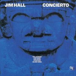 アランフェス協奏曲が収録されたジム・ホールのアルバム「CONCIERTO」=キングレコード提供