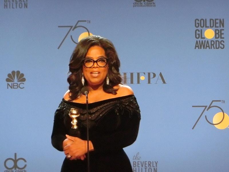 3f913ada59c Full text of Oprah Winfrey s speech at 75th Annual Golden Globe Awards