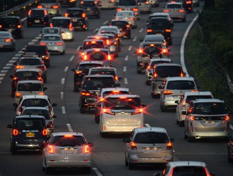 English essay traffic jam
