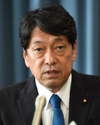Japanese Defense Minister Itsunori Onodera (Mainichi)