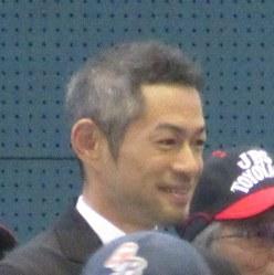 Ichiro Suzuki (Mainichi)