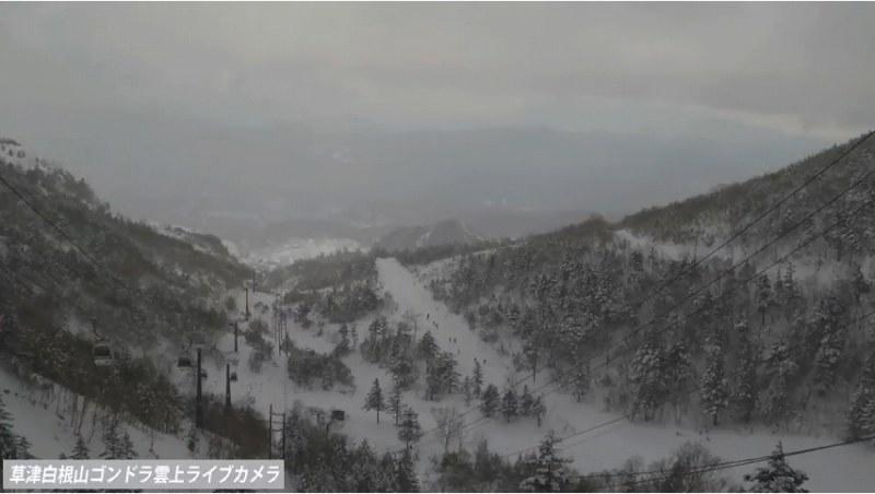 草津 温泉 ライブ カメラ
