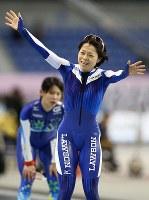 住吉都さん 30歳=ソチ五輪スピードスケート代表(1月20日死去)