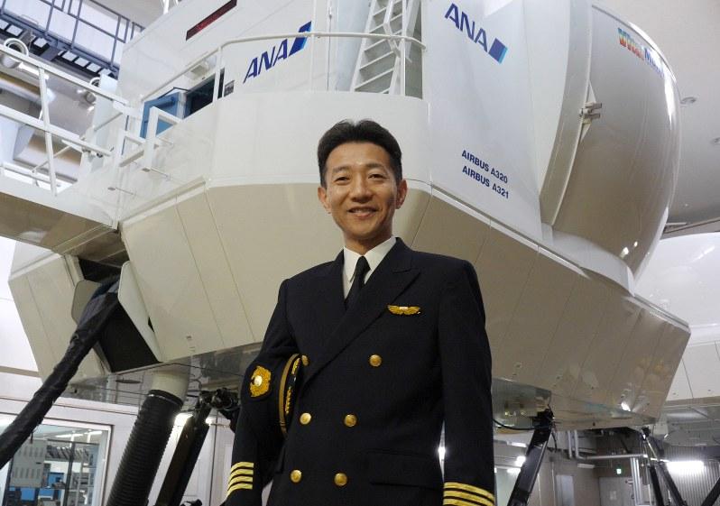 受験と私:全日本空輸パイロット教官の塙田和夫さん「結果を出せる ...