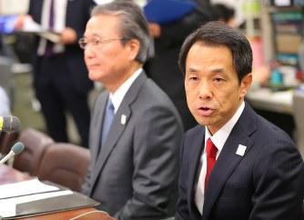 日本生命:新社長「成長基盤を」...
