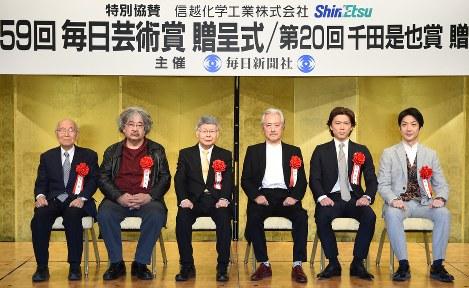 毎日芸術賞・千田是也賞:20回の軌跡 気鋭の演出家、後押し   毎日新聞