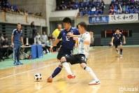 フットサル日本代表はアルゼンチンに2試合合計8失点。フットサル世界王者の実力を体感した