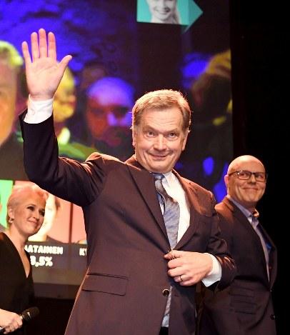 フィンランド:大統領が再選 - ...