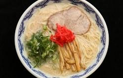 クックピット社の直営店「麺や福十八」のラーメン=クックピット提供