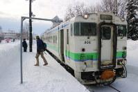 「日本で一番早い最終列車」の出発駅として知られるJR札沼線の新十津川駅