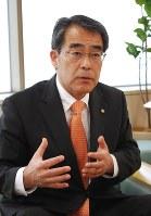 学生情報センター(ナジック) 北川登士彦会長