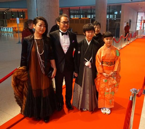 第68回ベルリン映画祭便り:第3日 佐渡島でオールロケ「Blue ...