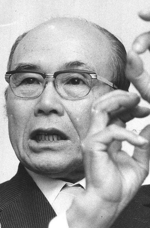 本田宗一郎氏