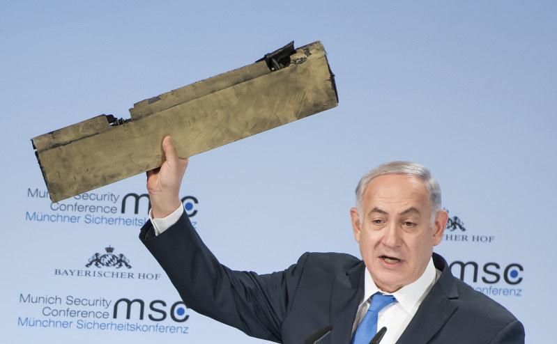 Israeli PM Netanyahu to Iran: Don't test Israel's resolve