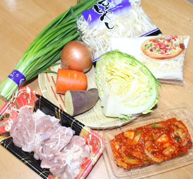 タッカルビ 材料 チーズ コチュジャンもキムチもいらない「ほぼチーズタッカルビ」の超覚えやすいレシピ【Yuu】