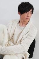 映画「blank13」で主演した高橋一生=大阪市北区で、三村政司撮影