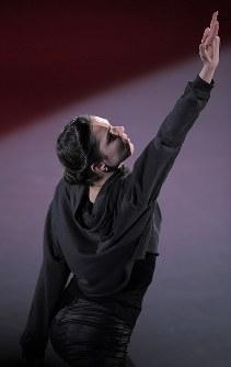 エキシビションで演技するOARのエフゲニア・メドベージェワ=江陵アイスアリーナで2018年2月25日、手塚耕一郎撮影