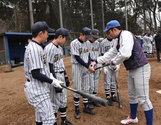 野球 部 東海 大 浦安