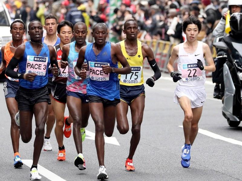 東京マラソン:設楽、16年ぶり日...