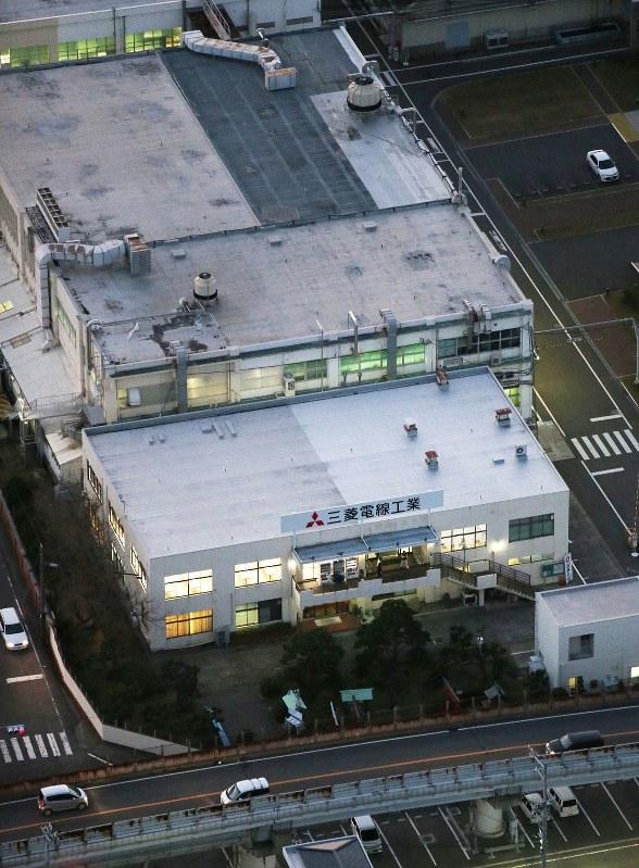 三菱電線工業箕島製作所=和歌山県有田市で2017年11月23日、三村政司撮影