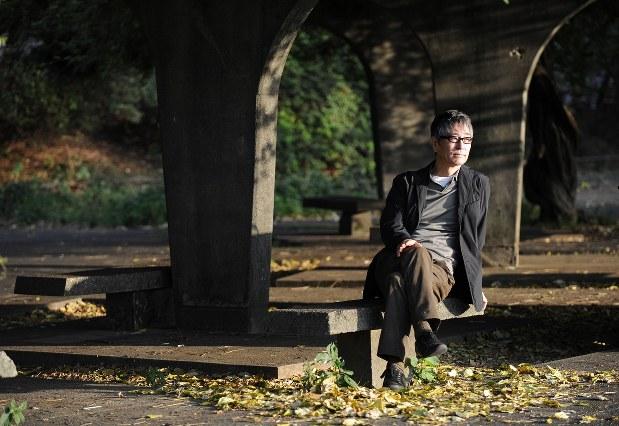 歌手の財津和夫さん=東京都内で2009年10月20日、馬場理沙撮影