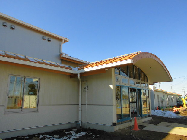 近年は幼稚園と保育園の複合施設も増えている