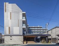 東京都豊島区長崎に完成した「CAMPUS VILLAGE 椎名町」。