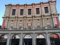 レアル劇場外観